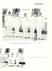 Page 11, 1957 Edition, Fred Berry (DDE 858) - Naval Cruise Book online yearbook collection