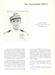 Page 12, 1957 Edition, Fred Berry (DDE 858) - Naval Cruise Book online yearbook collection