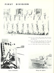 Page 14, 1957 Edition, Fred Berry (DDE 858) - Naval Cruise Book online yearbook collection