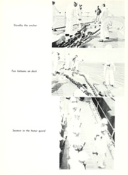 Page 15, 1957 Edition, Fred Berry (DDE 858) - Naval Cruise Book online yearbook collection