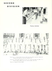 Page 16, 1957 Edition, Fred Berry (DDE 858) - Naval Cruise Book online yearbook collection