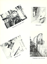 Page 17, 1957 Edition, Fred Berry (DDE 858) - Naval Cruise Book online yearbook collection