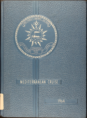 Page 1, 1964 Edition, Fred Berry (DDE 858) - Naval Cruise Book online yearbook collection