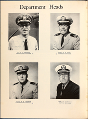 Page 10, 1964 Edition, Fred Berry (DDE 858) - Naval Cruise Book online yearbook collection