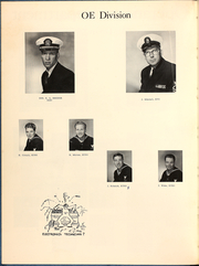 Page 12, 1964 Edition, Fred Berry (DDE 858) - Naval Cruise Book online yearbook collection