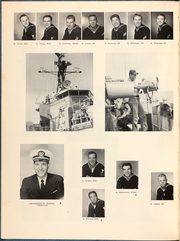 Page 14, 1964 Edition, Fred Berry (DDE 858) - Naval Cruise Book online yearbook collection