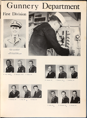 Page 15, 1964 Edition, Fred Berry (DDE 858) - Naval Cruise Book online yearbook collection