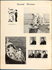 Page 16, 1964 Edition, Fred Berry (DDE 858) - Naval Cruise Book online yearbook collection