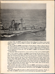 Page 5, 1964 Edition, Fred Berry (DDE 858) - Naval Cruise Book online yearbook collection