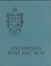 Page 1, 1979 Edition, Fresno (LST 1182) - Naval Cruise Book online yearbook collection