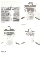 Page 15, 1979 Edition, Fresno (LST 1182) - Naval Cruise Book online yearbook collection