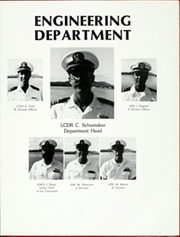 Page 17, 1983 Edition, Fresno (LST 1182) - Naval Cruise Book online yearbook collection