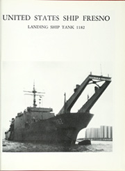 Page 5, 1983 Edition, Fresno (LST 1182) - Naval Cruise Book online yearbook collection