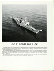 Page 9, 1983 Edition, Fresno (LST 1182) - Naval Cruise Book online yearbook collection