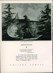 Page 10, 1936 Edition, Modesto Junior College - Buccaneer Yearbook (Modesto, CA) online yearbook collection