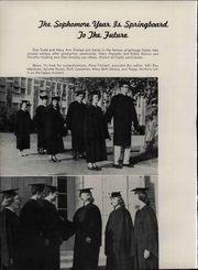 Page 14, 1951 Edition, Modesto Junior College - Buccaneer Yearbook (Modesto, CA) online yearbook collection