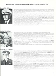 Page 7, 1991 Edition, Gallery (FFG 26) - Naval Cruise Book online yearbook collection