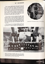 Page 15, 1960 Edition, Galveston (CLG 3) - Naval Cruise Book online yearbook collection