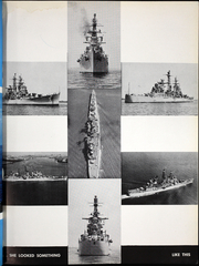 Page 2, 1960 Edition, Galveston (CLG 3) - Naval Cruise Book online yearbook collection