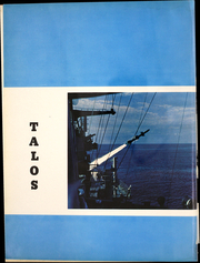 Page 3, 1960 Edition, Galveston (CLG 3) - Naval Cruise Book online yearbook collection