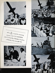 Page 7, 1960 Edition, Galveston (CLG 3) - Naval Cruise Book online yearbook collection