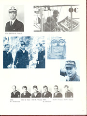 Garcia (DE 1040) - Naval Cruise Book online yearbook collection, 1970 Edition, Page 49