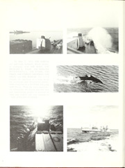 Garcia (DE 1040) - Naval Cruise Book online yearbook collection, 1970 Edition, Page 6