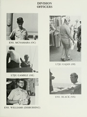 Page 11, 1976 Edition, Garcia (FF 1040) - Naval Cruise Book online yearbook collection