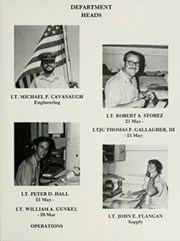 Page 9, 1976 Edition, Garcia (FF 1040) - Naval Cruise Book online yearbook collection