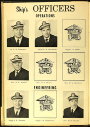 Page 11, 1958 Edition, Gearing (DD 710) - Naval Cruise Book online yearbook collection