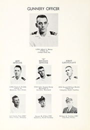 Page 14, 1960 Edition, Gearing (DD 710) - Naval Cruise Book online yearbook collection