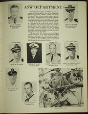 Page 13, 1965 Edition, Gearing (DD 710) - Naval Cruise Book online yearbook collection
