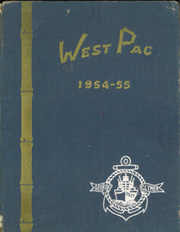 Page 1, 1955 Edition, George Clymer (APA 27) - Naval Cruise Book online yearbook collection