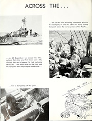 Page 10, 1955 Edition, George Clymer (APA 27) - Naval Cruise Book online yearbook collection