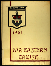 Page 1, 1961 Edition, George Clymer (APA 27) - Naval Cruise Book online yearbook collection