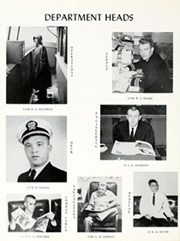 Page 10, 1963 Edition, George Clymer (APA 27) - Naval Cruise Book online yearbook collection