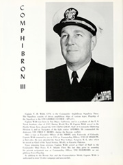 Page 12, 1963 Edition, George Clymer (APA 27) - Naval Cruise Book online yearbook collection