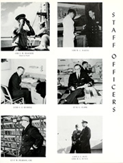 Page 13, 1963 Edition, George Clymer (APA 27) - Naval Cruise Book online yearbook collection