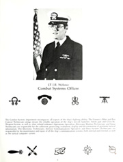 Page 13, 1985 Edition, George Philip (FFG 12) - Naval Cruise Book online yearbook collection