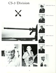 Page 18, 1985 Edition, George Philip (FFG 12) - Naval Cruise Book online yearbook collection