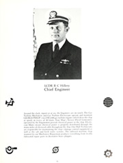 Page 23, 1985 Edition, George Philip (FFG 12) - Naval Cruise Book online yearbook collection