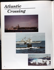 Page 15, 1993 Edition, Gettysburg (CG 64) - Naval Cruise Book online yearbook collection