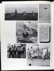 Page 17, 1993 Edition, Gettysburg (CG 64) - Naval Cruise Book online yearbook collection