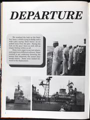 Page 9, 1993 Edition, Gettysburg (CG 64) - Naval Cruise Book online yearbook collection