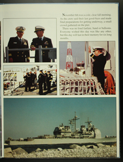 Page 11, 1999 Edition, Gettysburg (CG 64) - Naval Cruise Book online yearbook collection