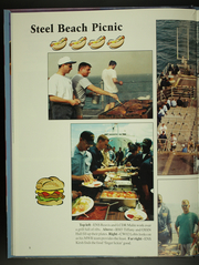 Page 12, 1999 Edition, Gettysburg (CG 64) - Naval Cruise Book online yearbook collection