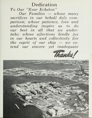 Page 11, 1968 Edition, Grand Canyon (AD 28) - Naval Cruise Book online yearbook collection