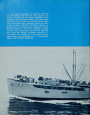 Page 12, 1968 Edition, Grand Canyon (AD 28) - Naval Cruise Book online yearbook collection