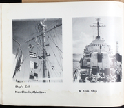 Page 16, 1950 Edition, Greenwich Bay (AVP 41) - Naval Cruise Book online yearbook collection