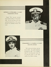 Page 11, 1951 Edition, Greenwich Bay (AVP 41) - Naval Cruise Book online yearbook collection